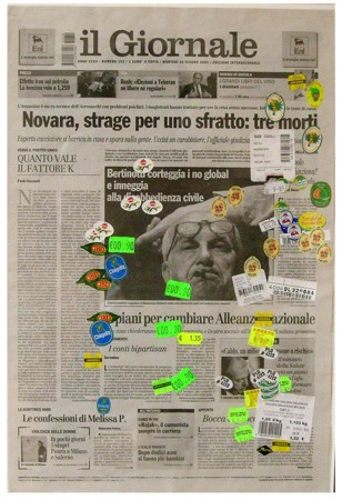 Untitled (Il Giornale)