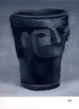 Number 194 – Colonial Wooden Drinking Vessel in the Form of Human Head