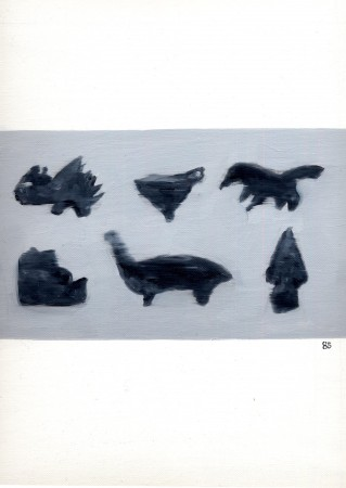 Number 85 – Zoomorphic miniature