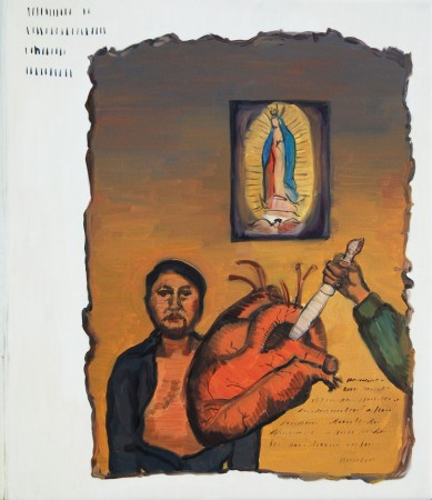 Aspects of Contemporary Mexican painting