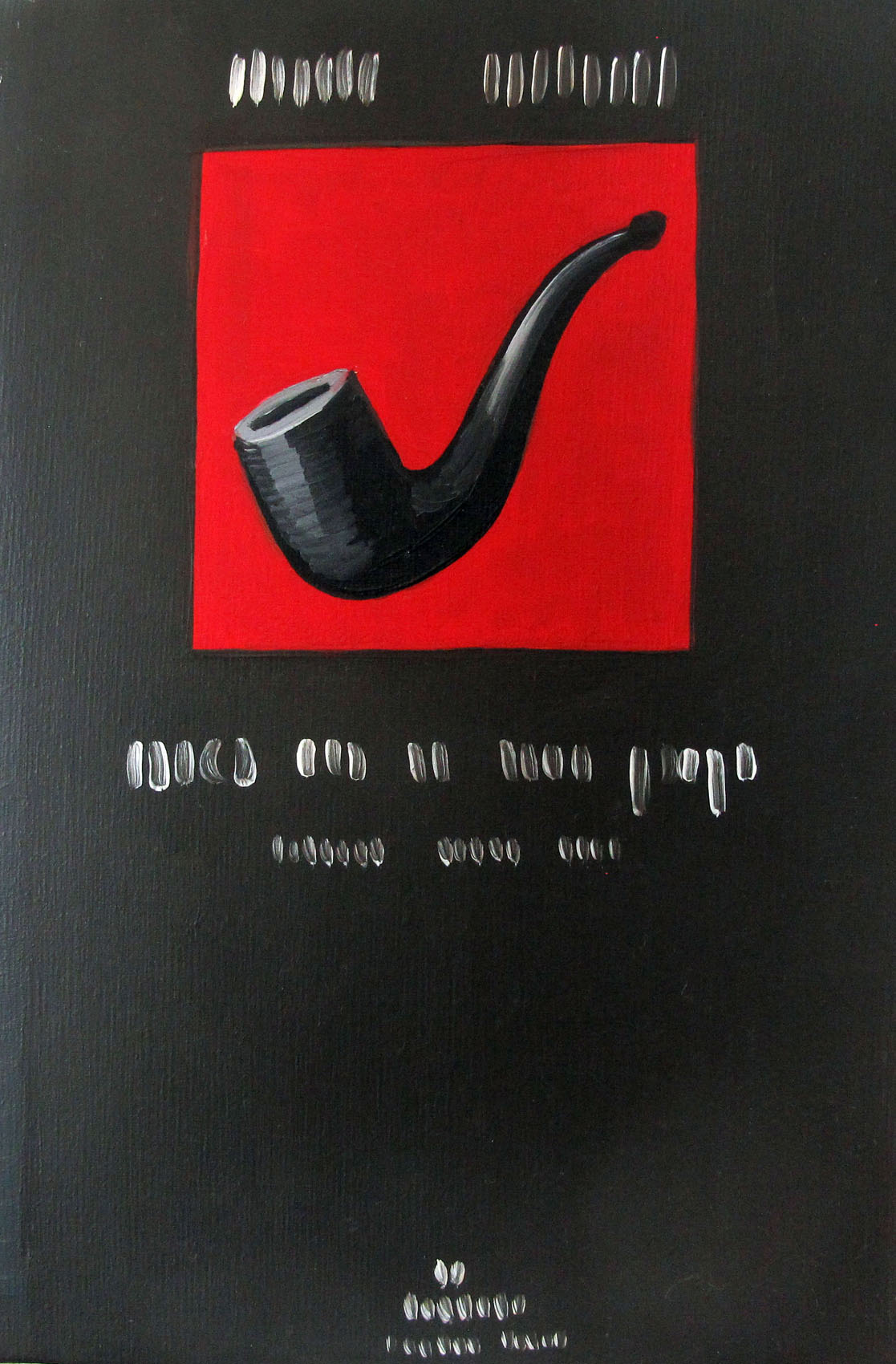 essay bt this is not a pipe essay on magritte limac limac