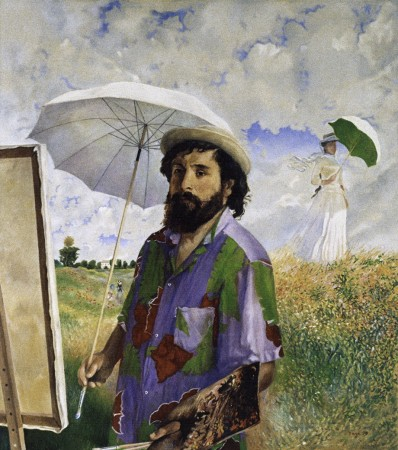Portrait of Monet