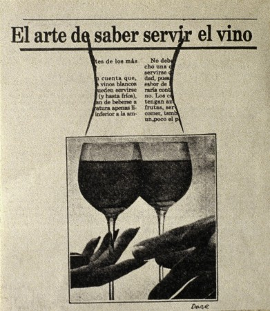 The Art of Serving Wine
