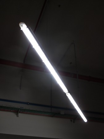 This is not a Dan Flavin