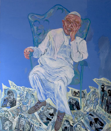 Portrait of John Paul II