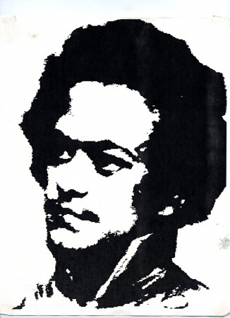 Young Karl Marx digital