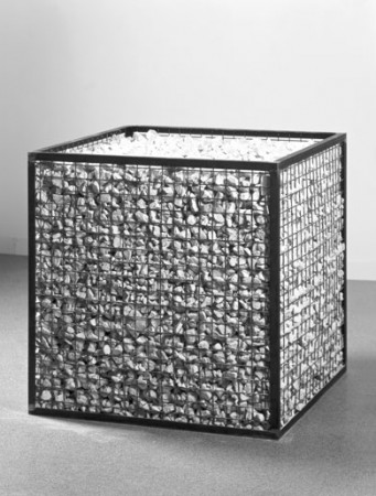 Jerusalem Stones in a Meter Cube Box